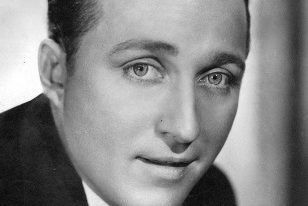 A Man and His Dream: Bing Crosby Opens Horse Racetrack