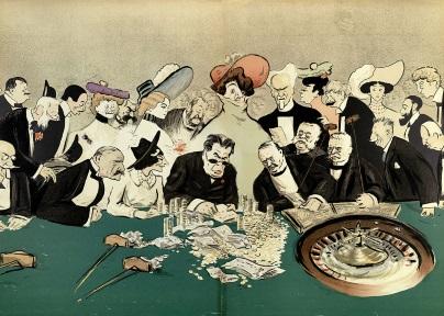 3 Depictions: Gambling at Monte Carlo